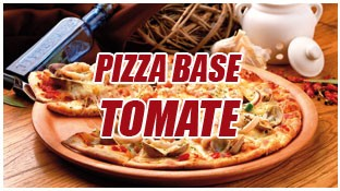 "Pizza Base ""Tomate"""